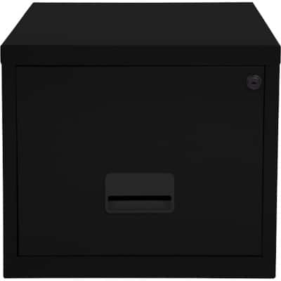 a4405aeaea5 Pierre Henry Filing Cabinet Black 360 x 400 x 400 mm