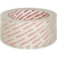 Office Depot Packaging Tape 48mm x 66m Transparent