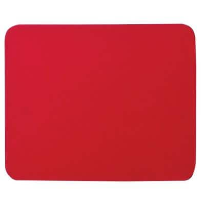 Fellowes Basic Mouse Pad Red