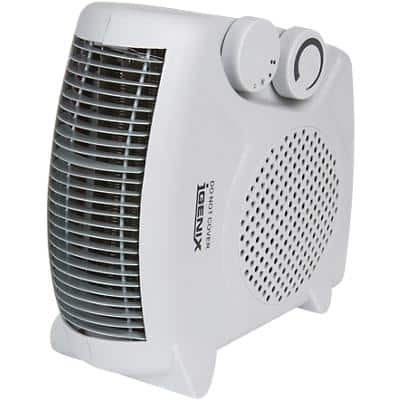iGENIX Fan Heater IG9010 2000W White