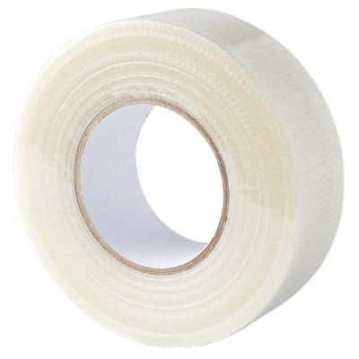Niceday Packaging Tape PET 50 mm x 50 m White