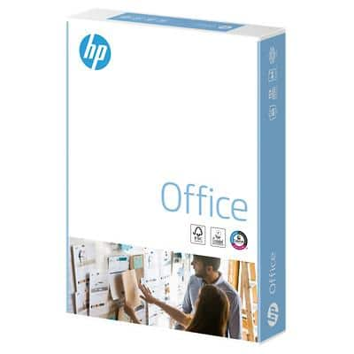 HP Office Paper A4 80gsm White 500 Sheets
