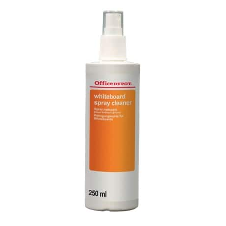 Office Depot Cleaner Magnetic surface White