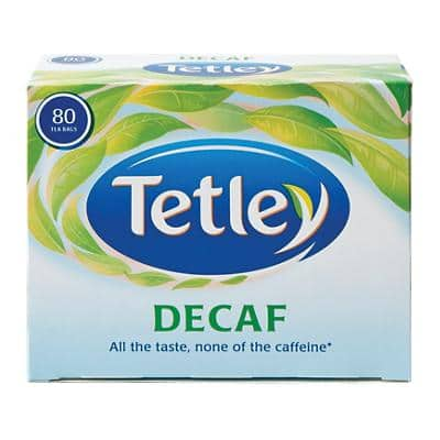 Tetley Black Tea Bags 80 Pieces
