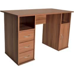 Alphason Workstation AW12010WAL Walnut 740 x 1,200 x 600 mm
