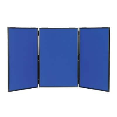 Display Stand Lightweight Blue 610 x 915 mm