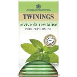Twinings Infusions Peppermint Tea – Pack of 20
