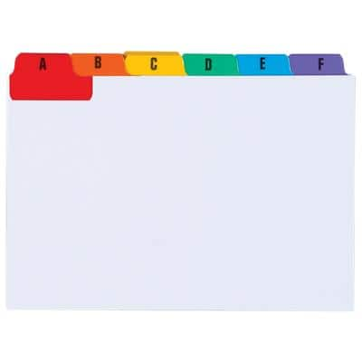 Niceday Guide Cards 152 x 102 mm