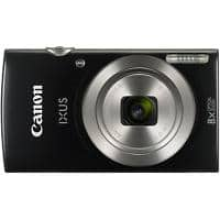 Canon Digital Camera IXUS 185 20 Megapixel Black