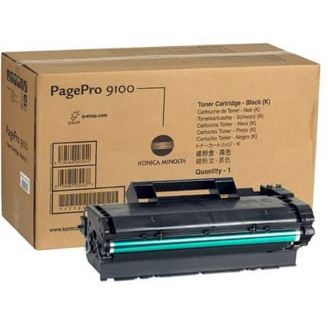 Konica Minolta DR710 Original Toner Cartridge 4563301 Black