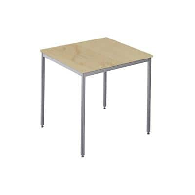 Dams International Stacking Table FLXS8B 800 x 800 x 720 mm