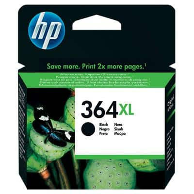 HP 364XL Original Ink Cartridge CN684EE Black