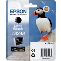 Epson T3248 Matte Black, Original, Pigment-based ink, Matte black, Epson, SureColor SC-P400, 1 pc(s)