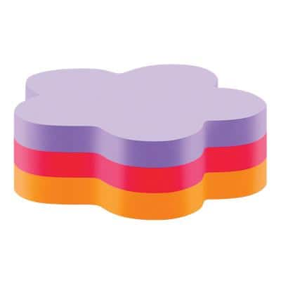 Post-it Sticky Notes 70 x 70 mm Assorted 225 Sheets