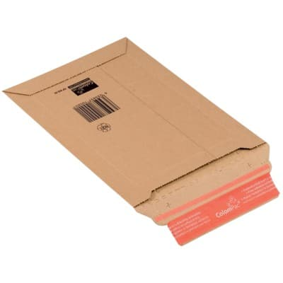 ColomPac Well Safe Envelope Brown 150 x 250 mm