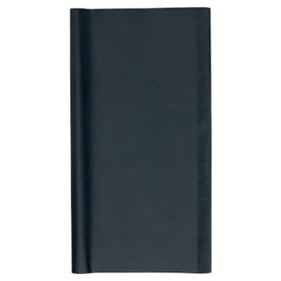 Tissue Paper Black 19gsm 500 mm 100 Pieces