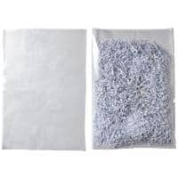 niceday Polythene Bags Transparent 91.4 x 61 cm Pack of 100