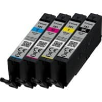 Canon CLI-581 Original Ink Cartridge CMYK Pack of 4