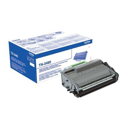 Brother TN-3480 Original Toner Cartridge Black