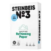 Steinbeis 100% Recycled Pure White Printer Paper A4 80 gsm 110 CIE 500 Sheets