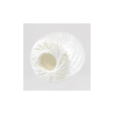 Cotton string ball 110m white