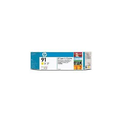 HP 91 Original Yellow Ink cartridge C9469A