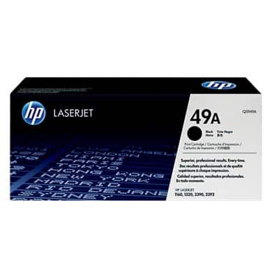 HP 49A Original Toner Cartridge Q5949A Black