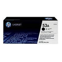 HP 53A Original Toner Cartridge Q7553A Black