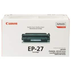 Canon EP-27 Original Toner Cartridge Black
