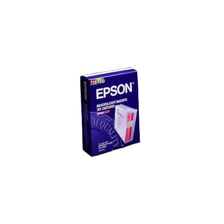 Epson 143 Original Magenta & Light Magenta Ink cartridge C13S020143