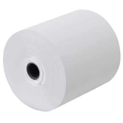 Niceday Till Roll 76 mm x 30 m x 12 mm (core Ø) 2 ply 55 gsm 20 Rolls