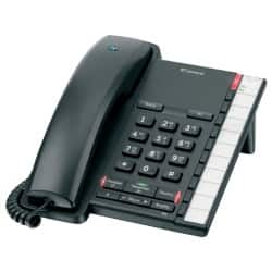 BT Converse 2200 Corded Telephone Wall-Mountable Black