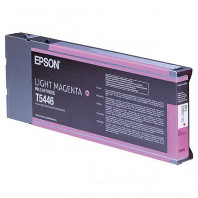 Epson T5446 Original Ink Cartridge C13T544600 Light Magenta