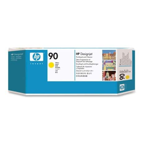 HP 90 Original Yellow Print Head C5057A