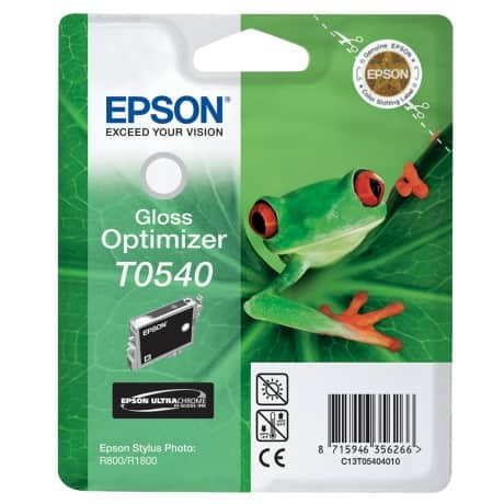 Epson T0540 Original Gloss Optimizer C13T05404010 Transparent
