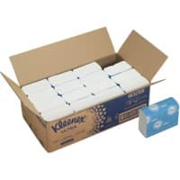 Kleenex Hand Towels 4632 2 Ply Z-fold White 16 Pieces of 150 Sheets