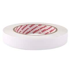 Niceday Double Sided Tape White 190 microns 19 mm x 33 m