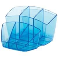 CEP Desk Organiser Ice Blue 15.8 x 14.3 x 9.3 cm