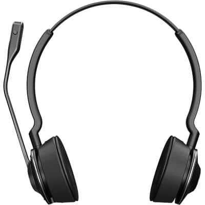 Jabra Engage 65 Stereo Wireless Headset Black