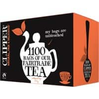 Clipper Regular Tea Bags 1100 Pieces