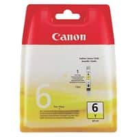 Canon BCI-6Y Original Ink Cartridge Yellow