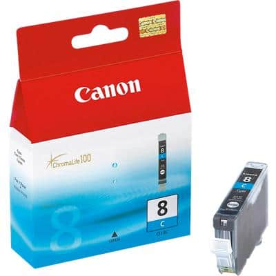 Canon CLI-8C Original Inkjet Cartridge Cyan