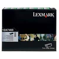 Lexmark 12A7460 Original Toner Cartridge Black