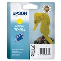 Epson T0484 Original Ink Cartridge C13T04844010 Yellow