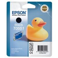 Epson T0551 Original Ink Cartridge C13T05514010 Black