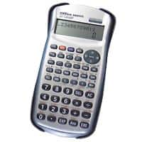 Office Depot ATS4650P Scientific Calculator 10+2 Digit Battery Powered