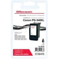 Office Depot Compatible Canon PG-540XL Ink Cartridge Black