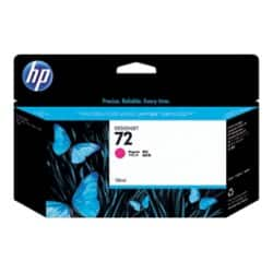 HP 72 Original Ink Cartridge C9372A Magenta