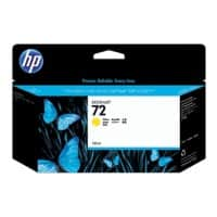 HP 72 Original Ink Cartridge C9373A Yellow