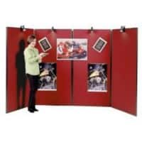 Jumbo Display Stand Jumbo Red 914 x 1,829 mm